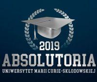 ABSOLUTORIA UMCS 2019 – harmonogram z podziałem na kierunki
