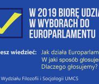 Wybory do europarlamentu - wykład interaktywny