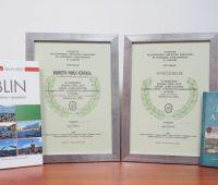 """Nagroda dla Wydawnictwa UMCS za monografię """"Lublin...."""