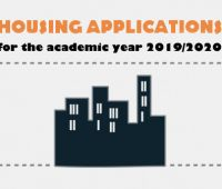 Accommodation applications are now open for 2019/20