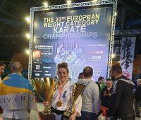 Maria Jasko ze złotym medalem Mistrzostw Europy!