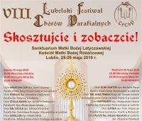 VIII Lubelski Festiwal Chórów Parafialnych