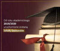 Szkoły doktorskie na UMCS – koncepcja i zasady kształcenia
