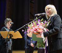 """Złoty Medal """"Zasłużony Kulturze Gloria Artis"""" dla prof...."""
