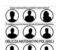 """Finał konkursu """"Oblicza matematyki polskiej"""""""