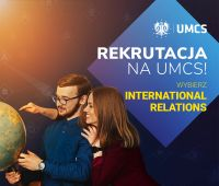 Studiuj International relations na UMCS