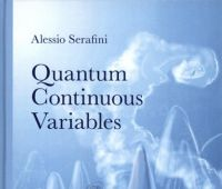 Quantum Continuous Variables : a primer of theoretical...