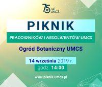 TV UMCS zaprasza na Piknik Pracowników i Absolwentów UMCS