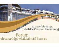 II Forum Społecznej Odpowiedzialności Biznesu