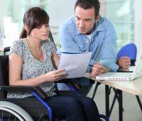 Praca dla asystentów studentów z niepełnosprawnościami