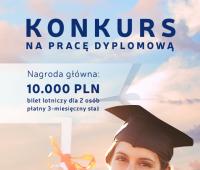 LOTniczy konkurs na prace magisterskie/licencjackie