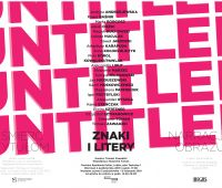 """""""Untitled - Znaki i Litery"""""""