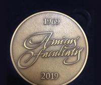 "Medal ""Amicus Facultatis"" dla prof. Roberta Litwińskiego"