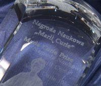 """Nagroda """"Marii Curie"""" dla Zespołu Naukowców z..."""