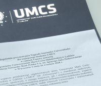 Konkurs na najlepszego studenta UMCS