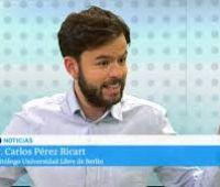 Prof. Carlos Pérez Ricart lectures