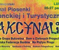 Bakcynalia 2019