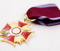 dr hab. Włodzimierz Piątkowski odznaczony Złotym Krzyżem...