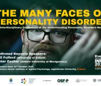 Zaproszenie na konferencję 'Experts in Mental Health'
