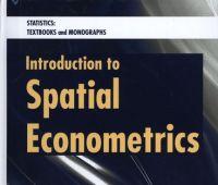 Introduction to spatial econometrics / James LeSage, R....