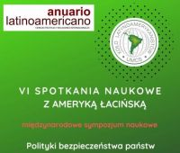 VI Spotkania Naukowe z Ameryką Łacińską (22-25.10.)