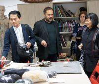 Thai artists visit our University PHOTO REPORTAGE