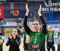 Spotkanie z MKS Perła Lublin