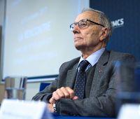 Konferencja prasowa z prof. Pierrem Joliot - 24.10.2019...
