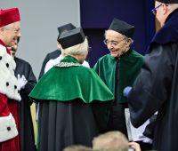 Prof. Pierre Joliot doktorem honoris causa UMCS