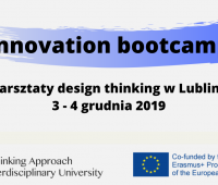 Innovation bootcamp w Lublinie