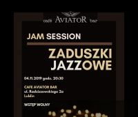 INVITATION TO CONCERT Zaduszki Jazzowe // Jam Session