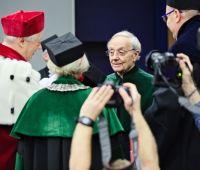 Profesor Pierre Joliot doktorem honoris causa UMCS