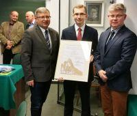 Laureat stypendium im. prof. A. Kerstena w 2019/2020 r.