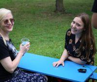Dwie gaduły - rozmowa z Katarzyną Stoparczyk