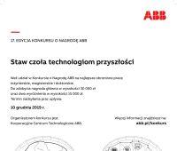 Nagroda Korporacyjnego Centrum Technologicznego ABB