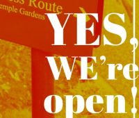 Yes, we're open! - dni Centrum Brytyjskiego  2-13...