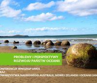"""Konferencja """"Problemy i perspektywy rozwoju państw Oceanii"""""""