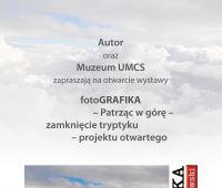 Wernisaż wystawy fotografii Pawła D. Znamierowskiego