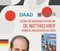 Spotkanie z dr Matthiasem Kneipem