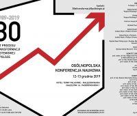 30 lat procesu transformacji systemowej w Polsce