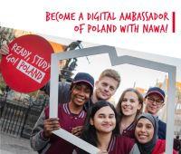 Zostań cyfrowym ambasadorem Polski z NAWA!