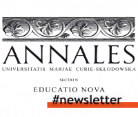 Educatio Nova newsletter - numer 4