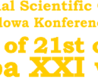International Scientific Conference Europe of 21st...