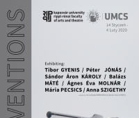 "INVITATION TO EXHIBITION ""INTERVENTIONS"""