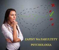 Psychologia - zapisy na zajęcia fakultatywne