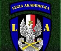 Uroczystość nadania stowarzyszeniu Legia Akademicka...
