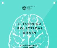 II Turniej Political Brain - Geografia Polityczna