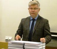 Wykład prof. dr. hab. Roberta Litwińskiego - relacja