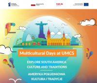 Multicultural Days at UMCS: Ameryka Południowa – kultura...