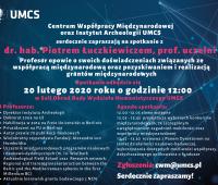 Współpraca międzynarodowa i granty badawcze!